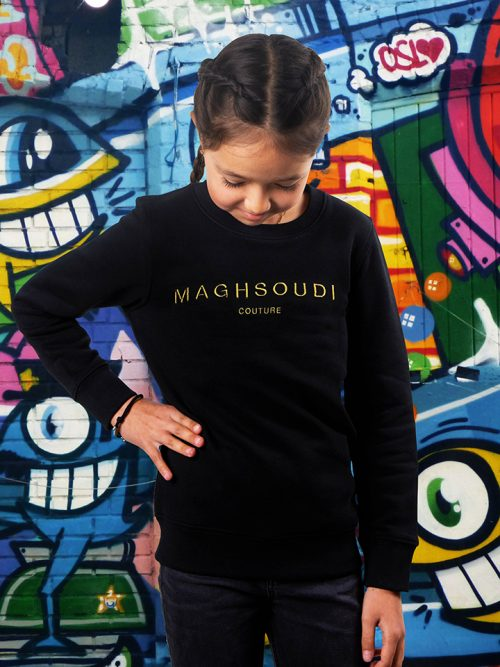 Sweater Sepehr Maghsoudi kids persian girls Embroidery 3d